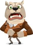 Baron Bulldog - Angry