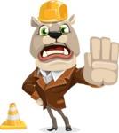 Baron Bulldog - Under Construction 1