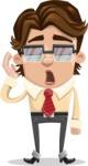 Clark Executive - Bored