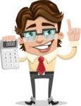 Clark Executive - Calculator