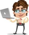 Clark Executive - Laptop 1