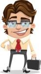 Clark Executive - Brifcase 1