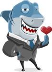 Sharky Razorsmile - Show Love