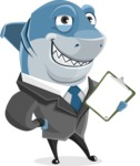 Sharky Razorsmile - Notepad 4