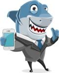 Sharky Razorsmile - iPhone