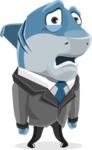 Sharky Razorsmile - Sad