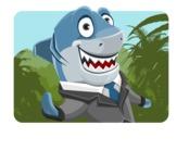 Sharky Razorsmile - Shape 1
