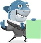 Sharky Razorsmile - Sign 2