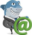 Sharky Razorsmile - Email