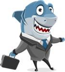 Sharky Razorsmile - Briefcase 1