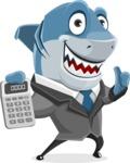 Sharky Razorsmile - Calculator
