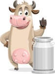 Cody the Active Cow - Milk 3