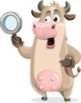 Cody the Active Cow - Search