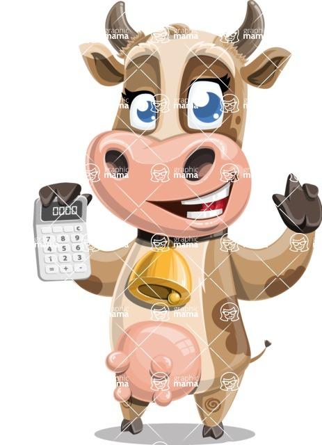 Colleen the Gentle Cow - Calculator