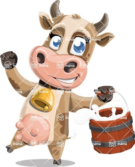 Colleen the Gentle Cow - Milk 1