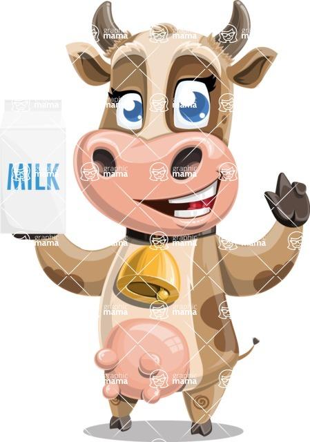 Colleen the Gentle Cow - Milk 2