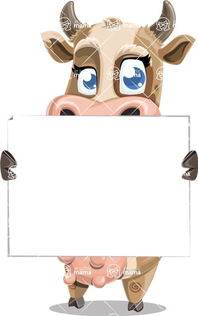 Colleen the Gentle Cow - Sign 5