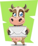 Colleen the Gentle Cow - Shape 10