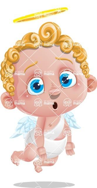 Cupid Cartoon Character - Lost