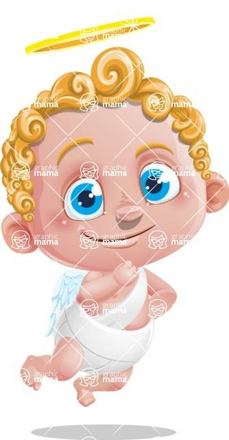 Cupid Cartoon Character - Patient