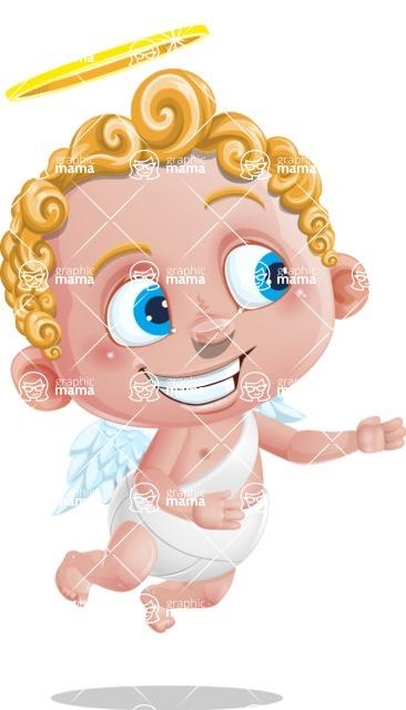Cupid Cartoon Character - Show 2