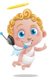 Cupid Cartoon Character - Cartoon Cupid Talking