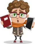 Curly Tommy - Book and iPad