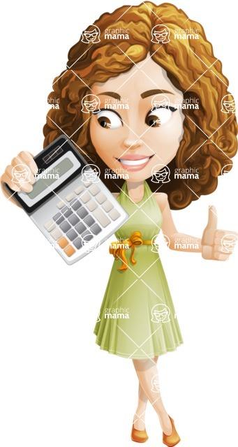 Sunny McCurls - Calculator