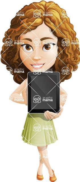 Sunny McCurls - iPad 2