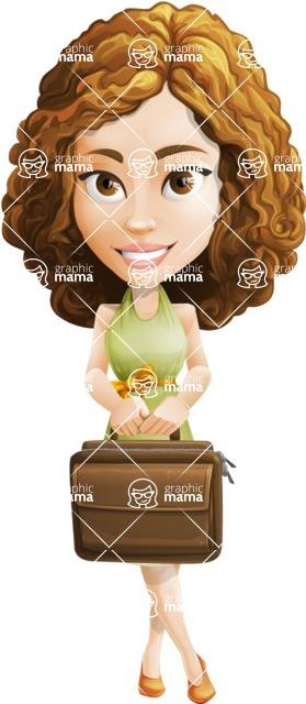 Sunny McCurls - Briefcase 3
