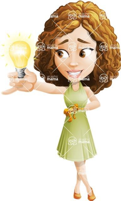 Sunny McCurls - Idea 2