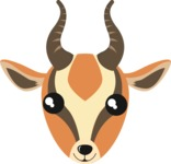 Animal Vector Graphic Maker - Animal 34