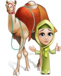 Budur Happiness - Camel