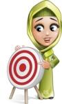 Budur Happiness - Target