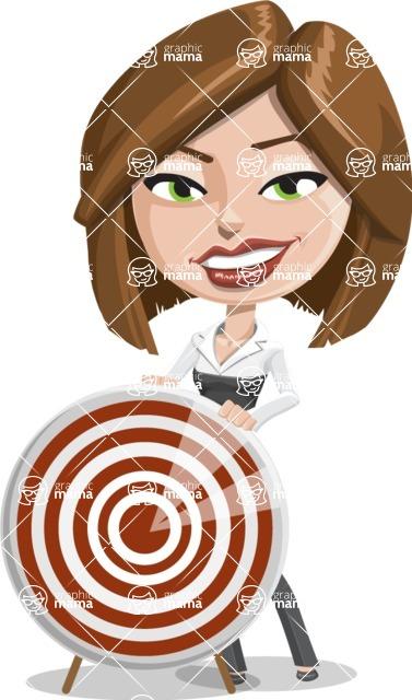 Clair as Lady Career - Target