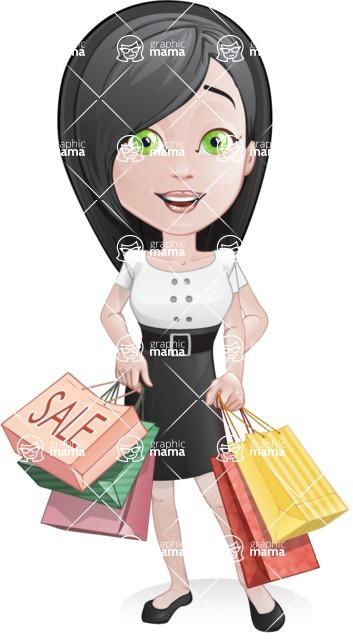 Riley Smiley - Shopping2