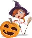 Braida Witchy - Pumpkin 5