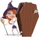 Braida Witchy - Coffin
