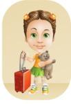 Little Missy Mia - Shape 9