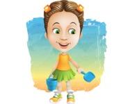 Little Missy Mia - Shape 12