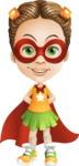 Little Missy Mia - Super Girl