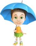 Little Missy Mia - Umbrella