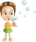 Little Missy Mia - Soap Bubbles