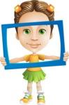 Little Missy Mia - Frame