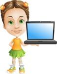 Little Missy Mia - Laptop 2