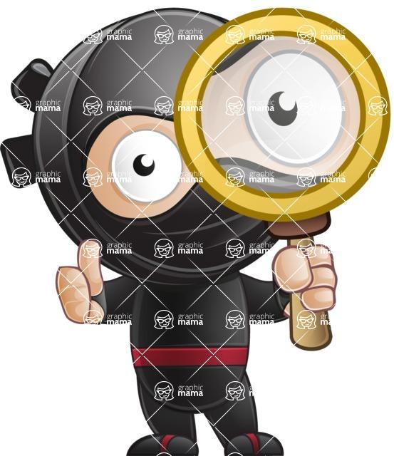 Ami the Small Ninja - Search