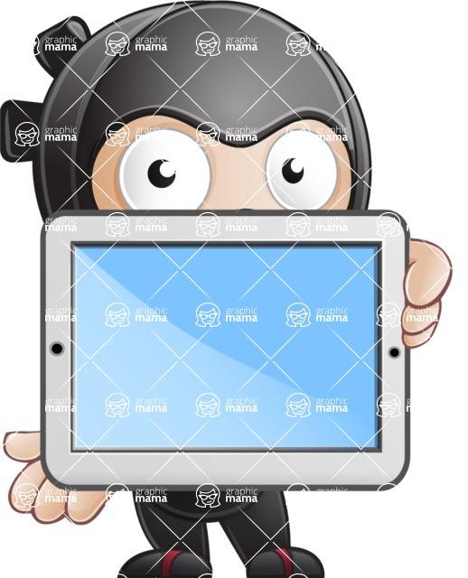 Ami the Small Ninja - Tablet 1