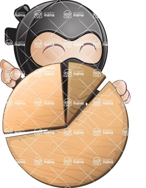 Ami the Small Ninja - Chart