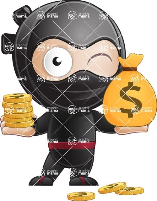 Ami the Small Ninja - Profit