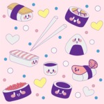 Cute Patterns - Mega Bundle - Lavender blush